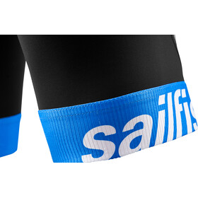 sailfish Comp Traje Triatlón Hombre, black/blue